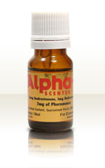 Alpha 7 Man scented -  10ml Pheromon-Öl