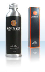 Andro Vita both natural body spray Pheromone 150ml