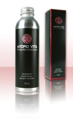 Andro Vita women natural body spray  Pheromone 150ml