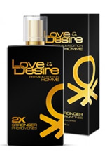 Love & Desire Gold 2-FACH KONZENTRIERT for Men 100ml EdP