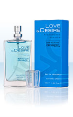 Love & Desire for Men 50ml EdP mit Pheromonen