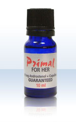 Primal Instinct Women 10ml unscented - neutral/ unparfümiert