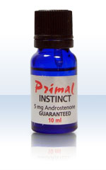 Primal Instinct Men unscented 10ml - neutral/ unparfümiert