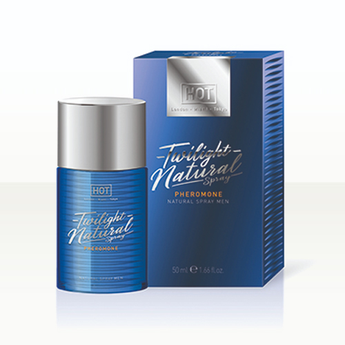 HOT Man Twilight Pheromone Natural Spray 50ml