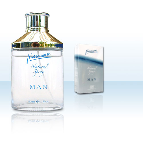 HOT Man Pheromon Parfüm Natural Spray 50ml