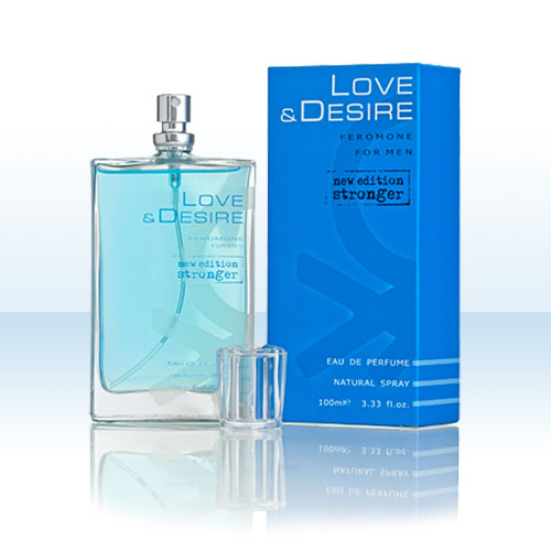 Love & Desire for Men 100ml EdP mit Pheromonen